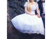 wedding dress ! need go asap