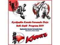 Kyokushin full-contact Karate!