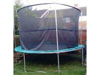Genuine sturdy NET for Jumpking JumpPOD Classic 12ft trampoline 2006-2009 model