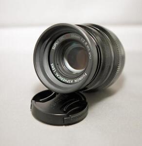 Fujifilm XF35mm F2 R WR Lenses