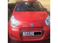 Suzuki Alto 62 plate low mileage at 31,171 £2450 Reduced QUICK SALE!!!!!