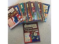 Horrible Histories Magazines 1-60 +special edition