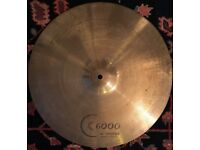 9 Cymblas for sale inc Paiste & Sabian Pro Sonix.