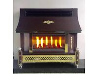 Robinson Willey Sahara LFE 3.52 KW Gas Fire (Bronze)