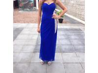 Formal/prom dress size 10