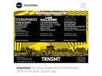 2 x vip tickets for trnsmt 2018