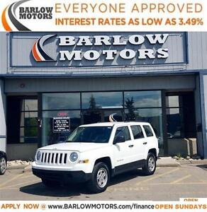 2015 Jeep Patriot Sport/North*BLOWOUT SALE*(APPLY NOW DRIVE NOW)