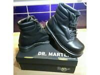 Dr Martens DM'S. Size 5. Black.
