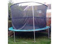 Jumpking JumpPOD Classic 12 foot trampoline