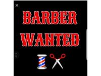 Barber required fpr new barber shop in market drayton