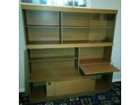 I`m FREE! -Free For Collection Lounge Storage Display Cabinet Dresser FREE