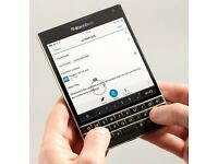 Blackberry Passport *Brand New* YORK