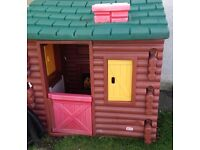 Little Tikes Cottage/Playhouse