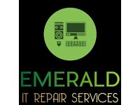 COMPUTER REPAIR SERVICES BY EMERALD