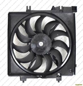 Radiator Fan Assembly 2.5L H4 With Turbo Subaru Forester 2009-2013
