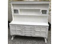 Shabby Chic Dresser, Beautiful Detailing Can Deliver Locally.