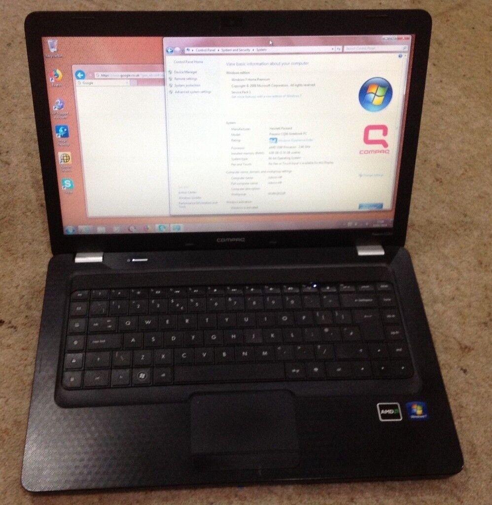 "HP Compaq Presario CQ56-115DX 15.6"" (320GB, AMD Series, ..."