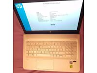 HP ENVY NOTEBOOK 15-AE105NA i7 6500U 12GB RAM FINGERPRINT 15""