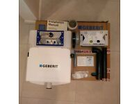 Concealed toilet cistern - brand new!