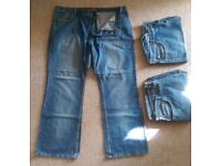 3x Pairs of Jeans (See Description For Details)