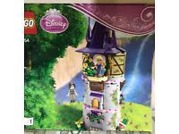 LEGO Disney Princess 41054: Rapunzel's Creativity Tower