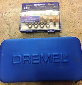 Dremmel Hand Tool with Heads