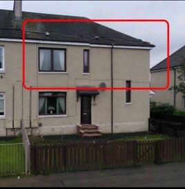 2 Bedroom 1st Floor located in Crindledyke Crescent, Newmains, Wishaw - Available ASAP