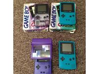 gameboys colours for sale