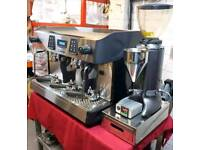 PROMAC HI 2GR Coffee Machin Includes Ceado E9 Doserless Grinder + Knock Drawer