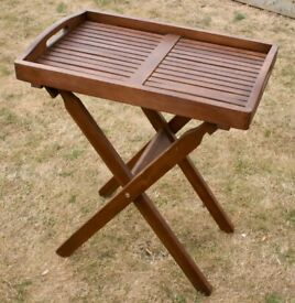 Garden Butler's tray for sale