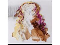 laddies silk scarfs