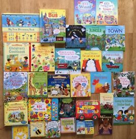 Usborne Book Bundle