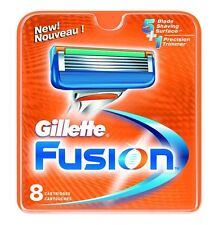 Gillette Fusion Refill Razor Blade Cartridges, 8 Ct.