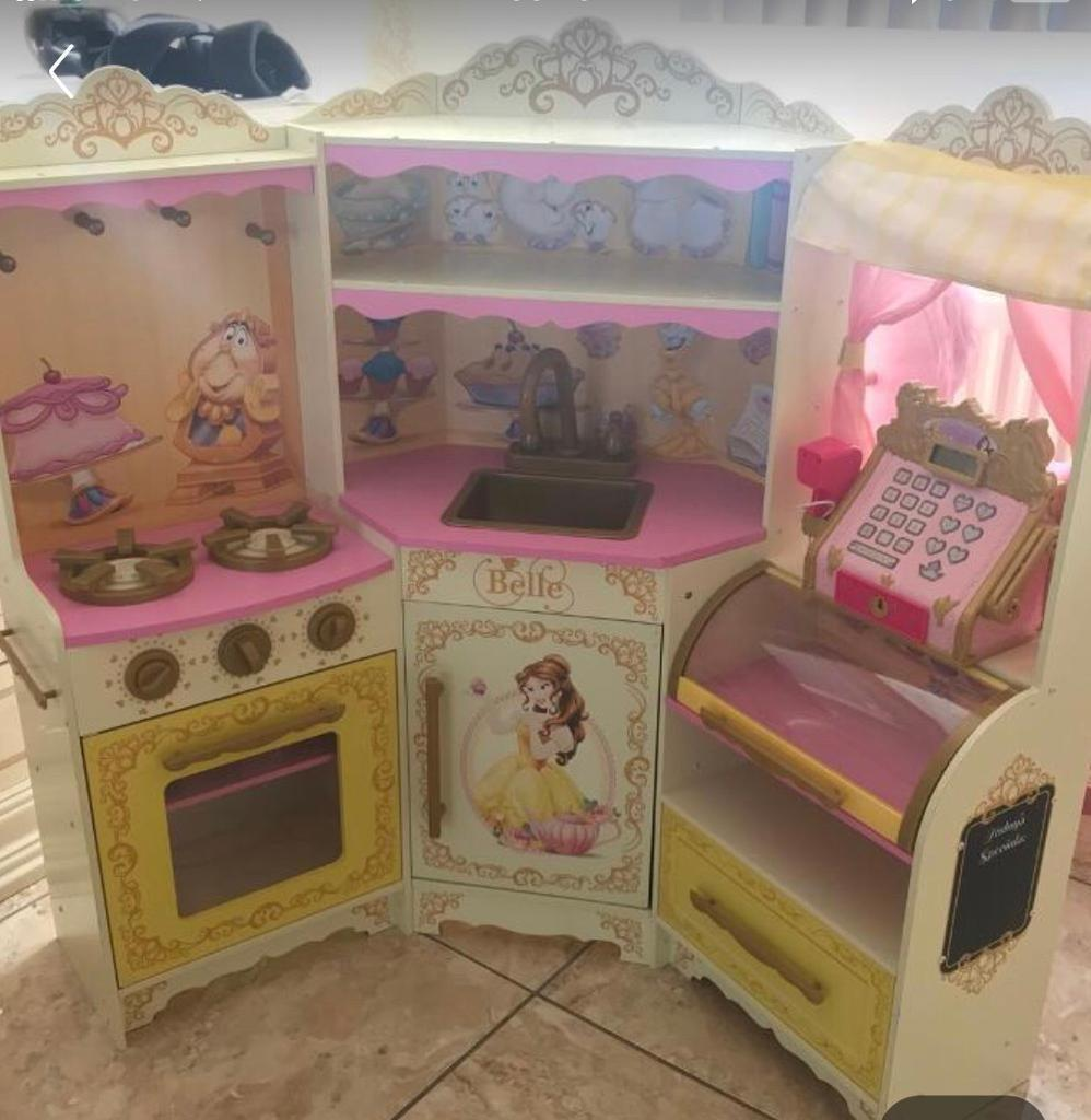 Kids Disney Princess Belle Kitchen In Bearsden Glasgow Gumtree