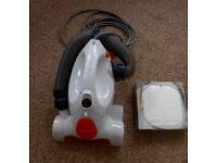 Small Electric Vacuum Cleaner ideal for a caravan etc.,