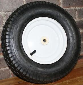 16 X 4 50 8 Garden Cart Tire And Wheel 5 8 Ch Off Set 16x4