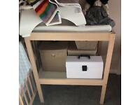 IKEA changing table! Need sold ASAP!