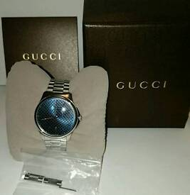 Gucci Watch with 2 years Warranty