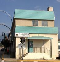 Creston, BC -  Upstairs Commercial Office Space