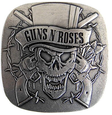 MUSIK Pin / Pins - GUNS N' ROSES , eindrucksvoller Metallpin in 3D Optik