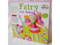 🌟 NEW fairy doll making kit 🌟