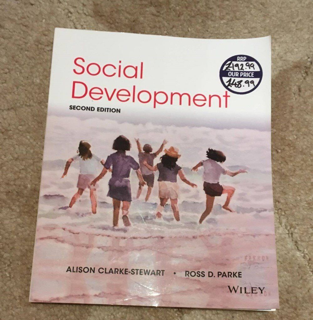Selling Psychology Textbook: Social Development by Parke and Clarke-Stewart