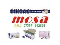 Dingas/Mosa Cream Chargers