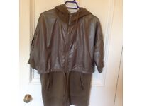 Stylish REPLAY woman zipper sweatshirt, jacket, size S