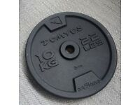 2 Weight Disc 10kg / 22lbs