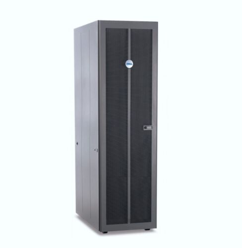 DELL PowerEdge 4210 42U Server Rack Enclosure  FULL Doors & Side Panels  PS38S
