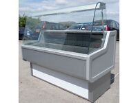 catering equipment / Serve-Over Display Counter (1.5m) fridge