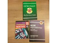 Revision guides and books