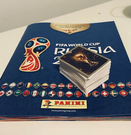 Panini World Cup Stickers for sale 10p each + postage