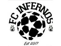 FC Infernos - Football players wanted for Sunday League